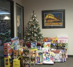 3rd Annual Toy Drive - Inlanta Mortgage